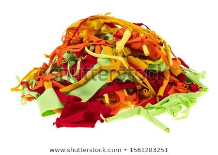 coloré · textiles · vente · rue · marché · résumé - photo stock © scenery1