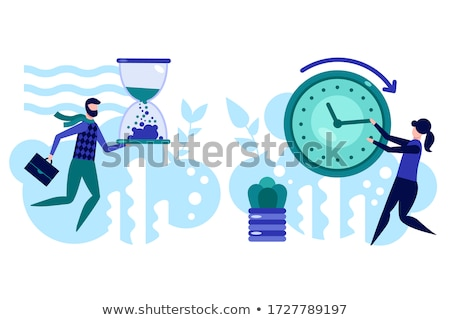 Manage your time Stock photo © elvinstar