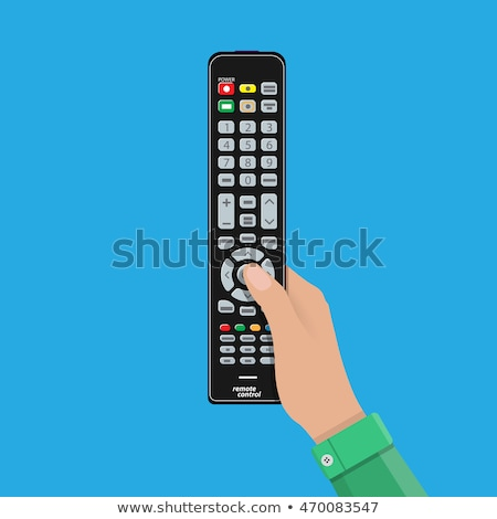 kéz · tart · egy · kezek · digitális · személy - stock fotó © ambro