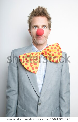 Immature businessman Stock photo © elwynn