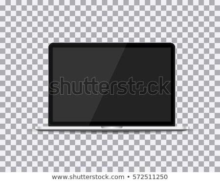 Exclusive Concept on Modern Laptop Screen. Stock photo © tashatuvango