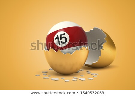 easter billiard Stock photo © drizzd