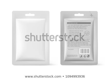A sealed medicine pouch Stock photo © bluering