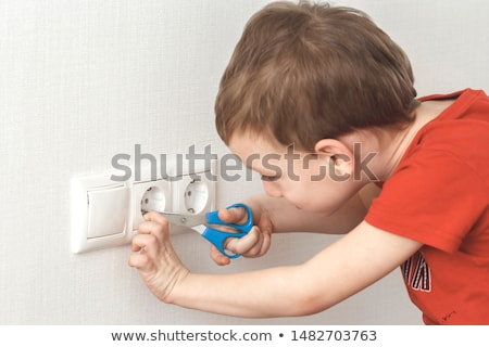 dangerous electrical outlet Stock photo © ssuaphoto