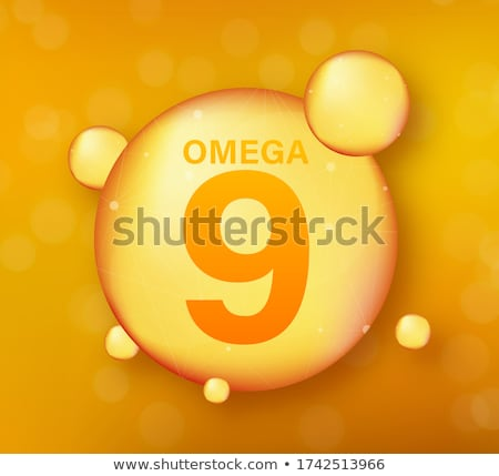 Stock fotó: Products sources of Omega-3 acids