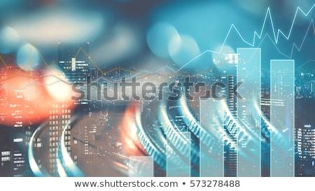 利益 ビジネス ビジネスマン 利益 開設 ストックフォト © Lightsource