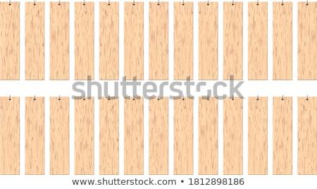 レストラン · メニュー · 木材 · ボード · 勾配 - ストックフォト © robuart