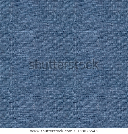 Dekoratív vászon farmernadrág szövet mintázott textil Stock fotó © Anneleven