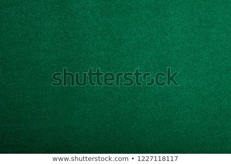 Abstrato verde tecido veludo têxtil materialismo Foto stock © Anneleven