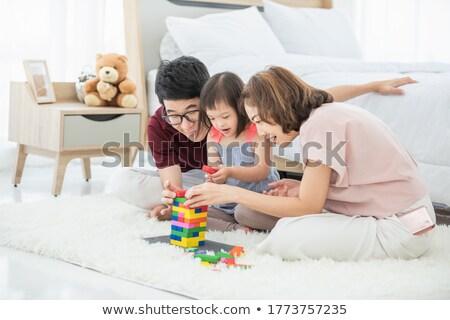 мамы · сын · домашнее · задание · небольшой · молодые · матери - Сток-фото © photography33