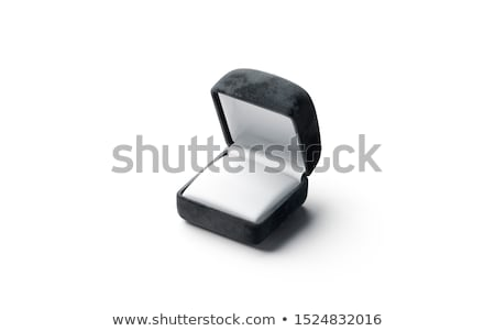 Jewelery boxes Stock photo © ruzanna