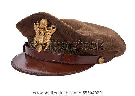 World War II Officer's Cap Stock photo © danny_smythe