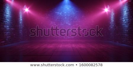 Dans club kamer binnenkant gesloten Stockfoto © val_th