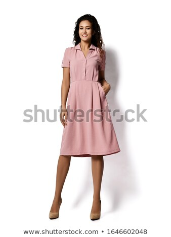 Stock photo: casual dresses women