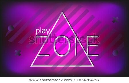 modern children playground stock photo © stoonn