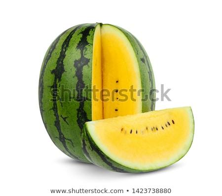 黄色 · フルーツ · 新鮮な · メロン - ストックフォト © franky242