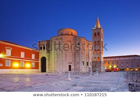 chiesa · Croazia · inizio · fondazione · antica · romana - foto d'archivio © lianem