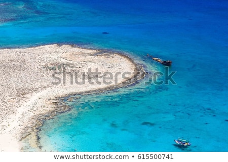gramvousa island stock photo © igabriela