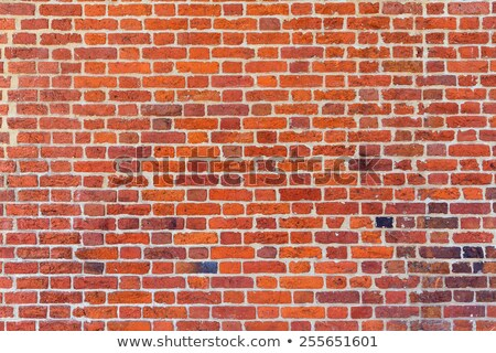 georgetown townhouses brick wall washington stock photo © lunamarina