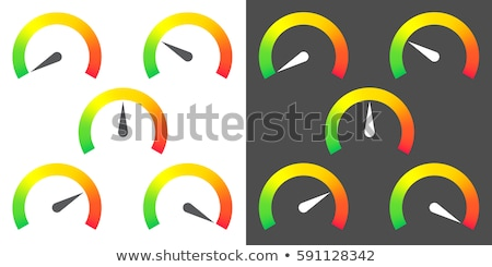 Gas Sign Red Vector Icon Design Stock photo © rizwanali3d