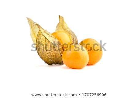 Macro closeup of Organic Dried gooseberry. Stock photo © ziprashantzi