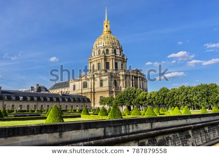 Chapel of Saint Louis des Invalides .  Stock photo © CaptureLight