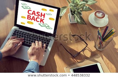 incentivo · botón · prima · recompensar · motivación · significado - foto stock © tashatuvango