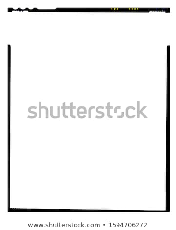 Stock photo: Blank square format photos as copy space