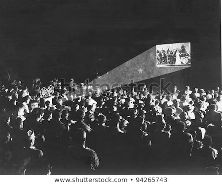 Filming of the historical movie Stock photo © jossdiim