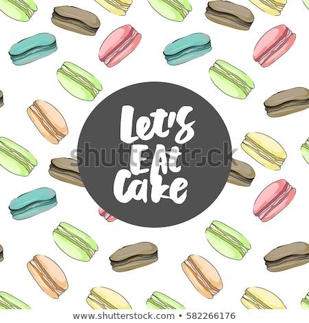 Let's eat in Paris! Stock photo © hsfelix