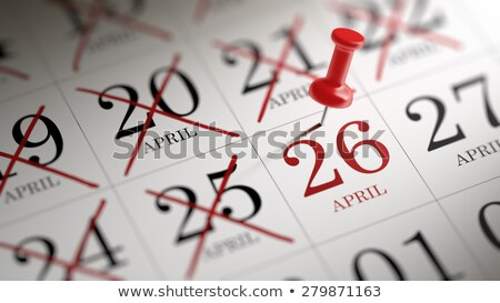 26th april stock photo © oakozhan