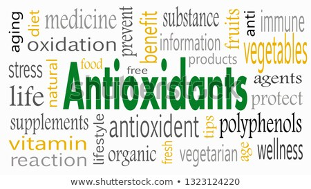 Nutrition Protection Benefits Stock photo © Lightsource