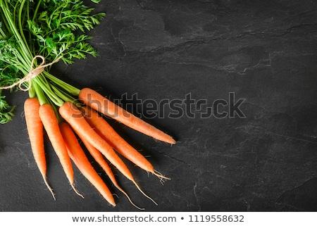 olgun · sebze · ahşap · masa · sağlıklı · beslenme · vejetaryen · yemek - stok fotoğraf © rrvachov