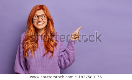 Néz helyes közelkép mosolyog férfi portré Stock fotó © filipw