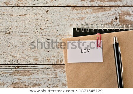 Aim with Money, Profit from Business Website Text Stock photo © robuart