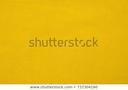 vászon · textúra · háttér · minta · citromsárga · textil - stock fotó © witthaya