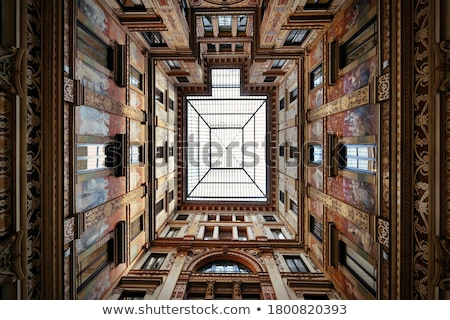 fresco in rome   italy stock photo © fazon1