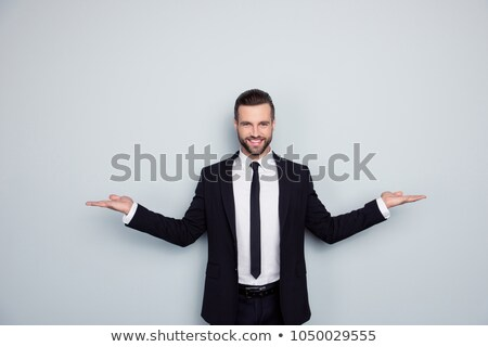 two hand holding tie's Stock photo © shutswis