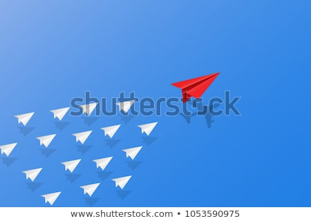 Follow the Leader Stock photo © Lightsource