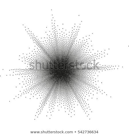 spotted flash (vector design element). EPS 10 Stock photo © beholdereye