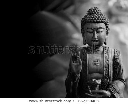 Religious statue. Stock photo © iofoto