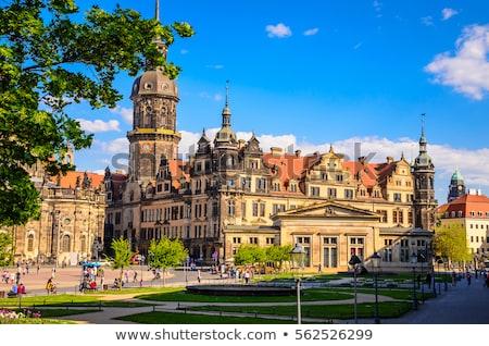 Dresden Royal Palace  Stock photo © LianeM