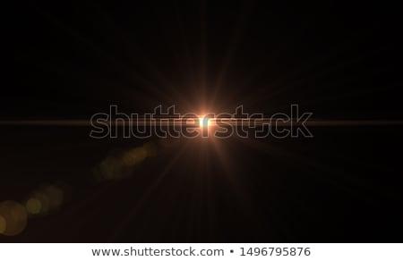 Belle coucher du soleil ciel prêt design Photo stock © taviphoto