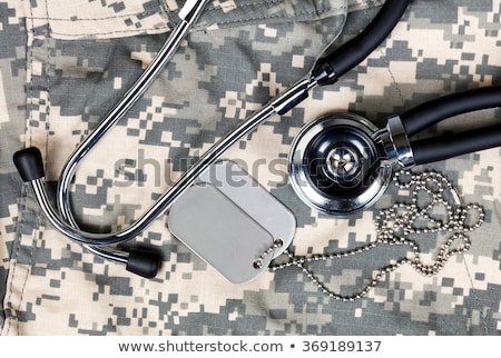 Military Health Care Stock photo © Lightsource
