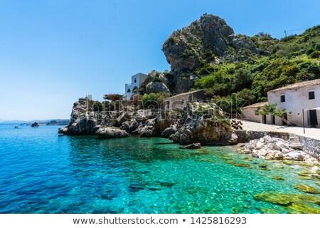 Sicilian beach Stock photo © Steffus