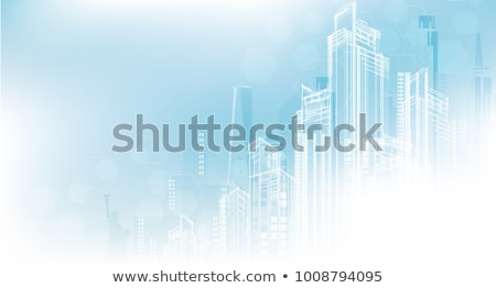 vector abstract city background stock photo © orson