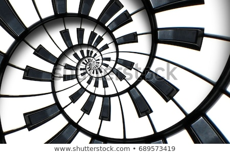piano background  Stock photo © Ghenadie