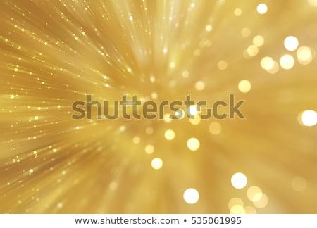Streszczenie błyszczący obiektyw efekt światła Zdjęcia stock © SArts
