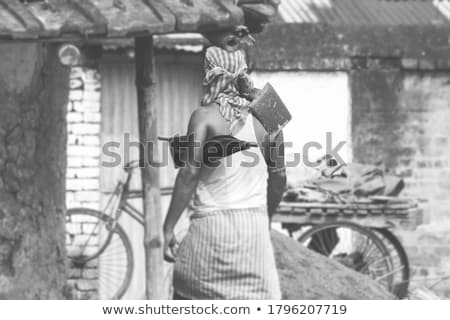 農家 ワーカー 歳の男性 成功 ポジティブ セット ストックフォト © toyotoyo