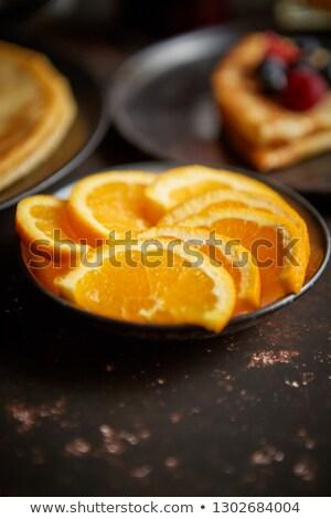 bandeja · sabroso · panadería - foto stock © dash